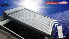 Solar Außenrollladen