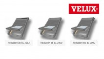 Velux Rollladen