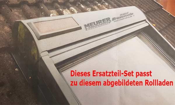 Relativ Solar Rollladen Akku, Motor, Velux Ersatzteil-Kitt ab Bj. 2000-ZOZ CZ32