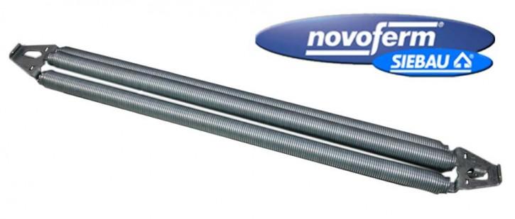 Nr. 035/1 Federpaket 3-Fach Novoferm / Siebau Sektionaltor