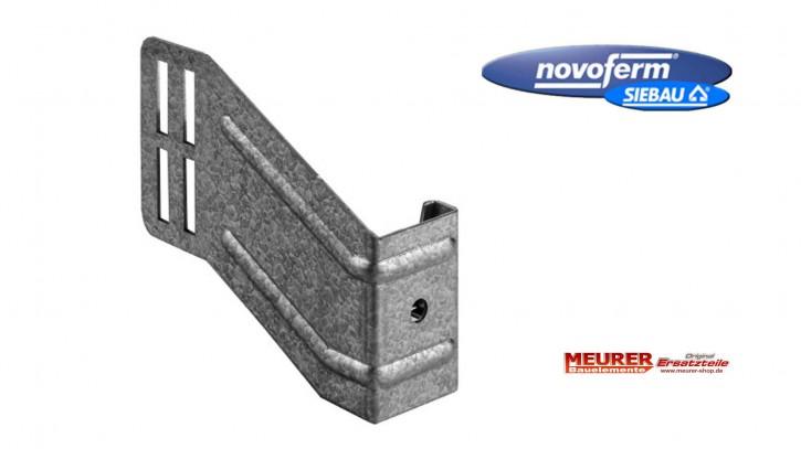 Riegelblech Links für Novoferm Siebau Sektionaltor