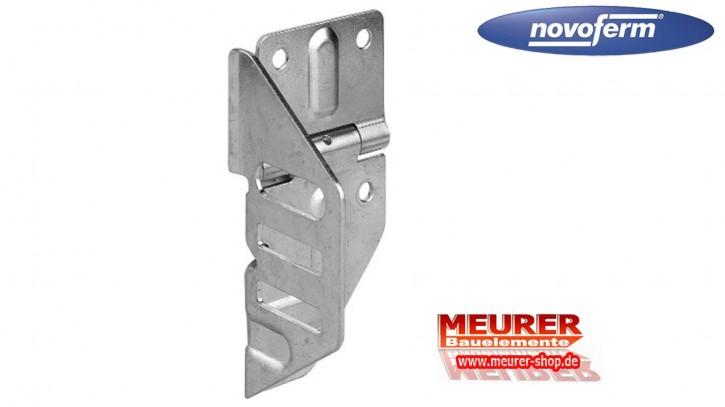 Außenband links für Novoferm/Siebau Sektionaltor