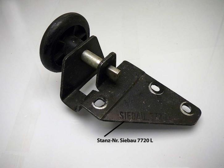 Laufrolle (Rollenbock) 7720 Links für Siebau Schwingtor