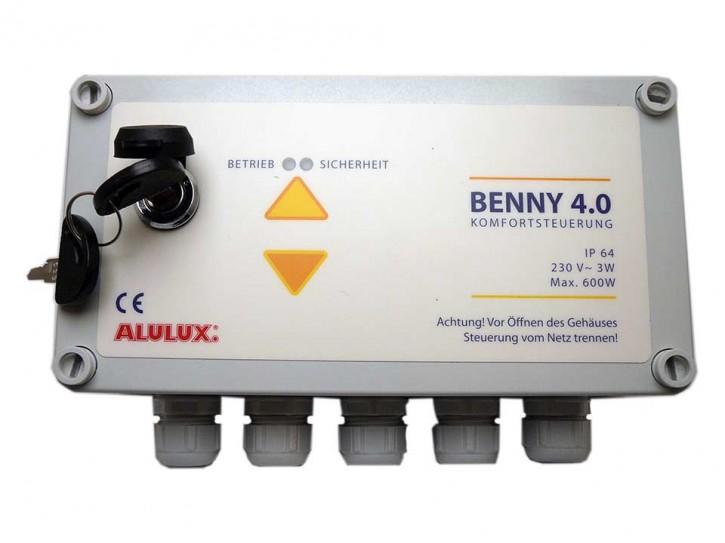 Benny Roll-Torsteuerung 4.0 Alulux