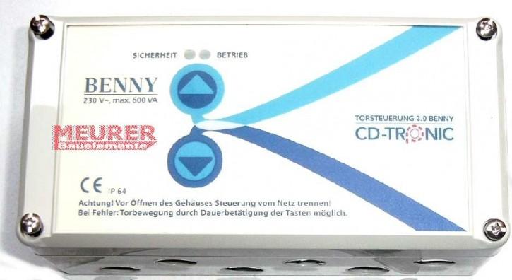 Benny Torsteuerung 3.0 CD-TRONIC Alulux Weller