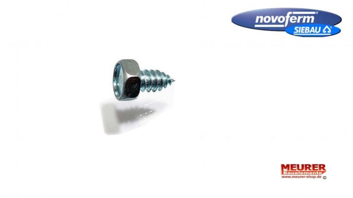 Schraube für Blech 8,0 x 16 mm Novoferm Siebau