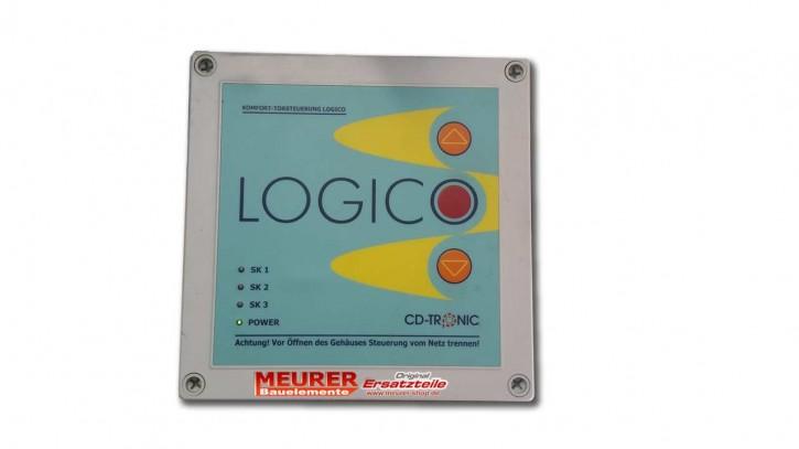CD-Tronic Logico Alulux / Weller Rolltor Steuerung