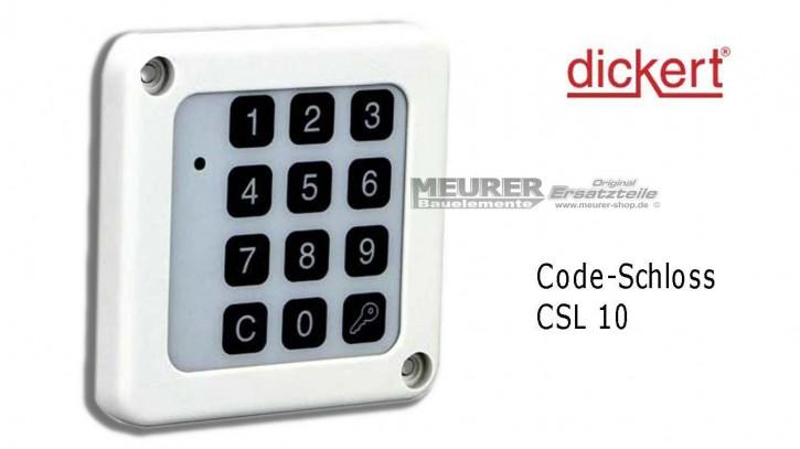 CSL10-00 Code Tastatur für RTS 20Q Rollltorsteuerung