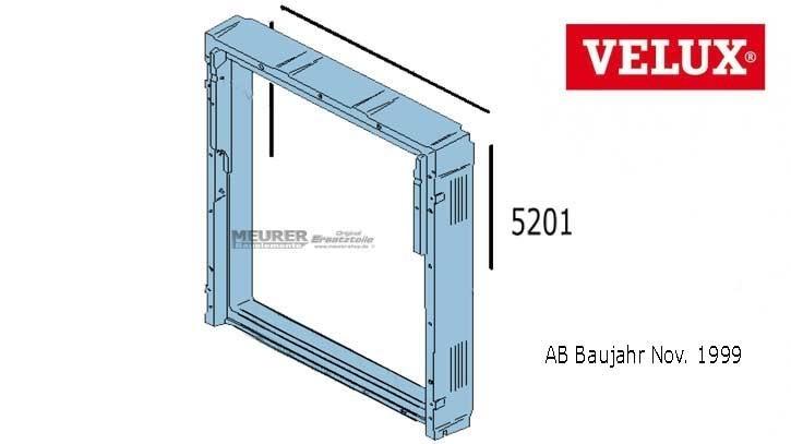 Velux Falz Dichtung GGU Kunststoff Dachfenster
