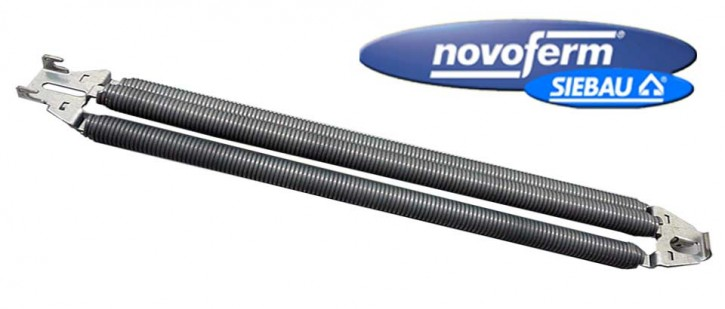 Nr. 001 Federpaket 3-Fach Novoferm Siebau