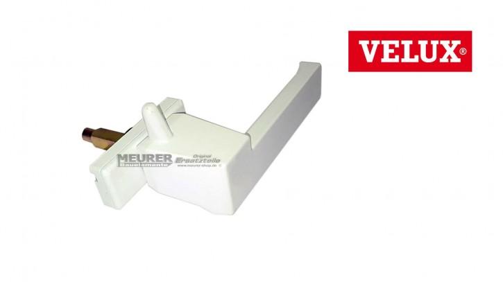 Fenster Griff weiß für Velux GPU Kunststoff Dachfenster bis Bj. 2000