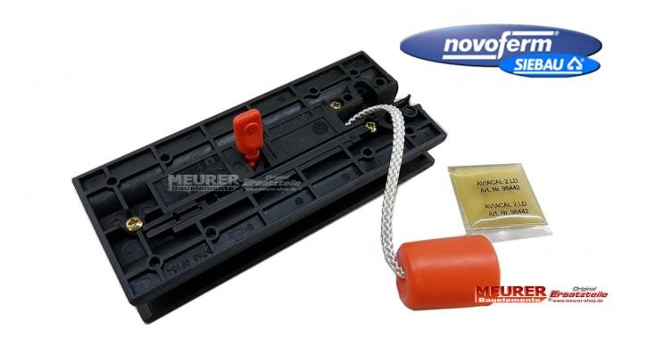 Laufschlitten für Siebau / Novoferm NovoMatic 401/-02, 501/-02, 801/-02