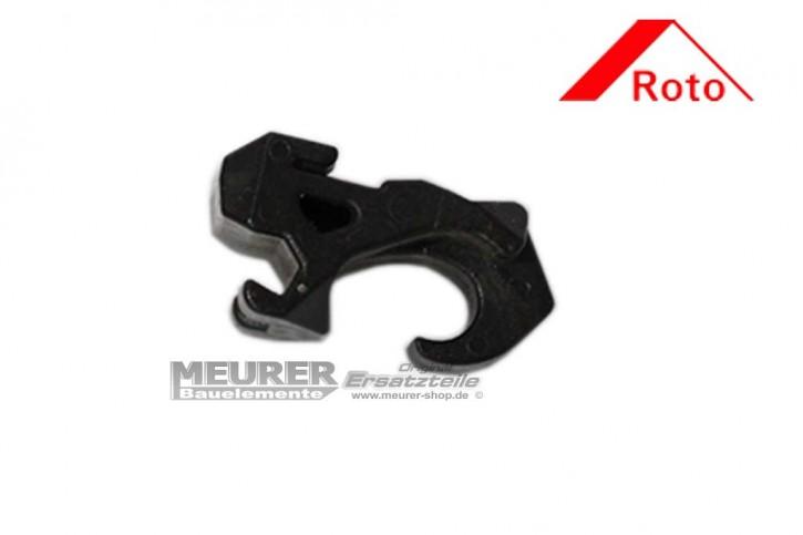 Kunststoff Einhängung Gleitstück für Roto Rollladen Rolllfeder