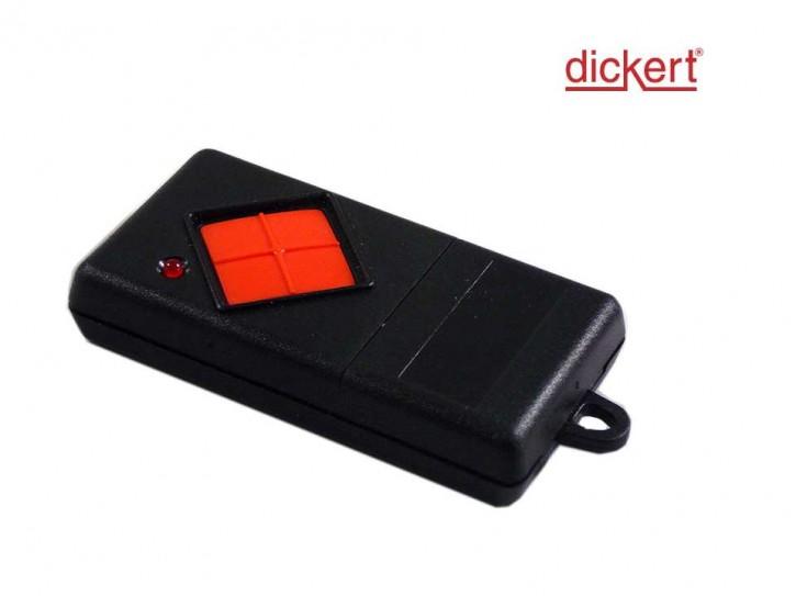 1-Kanal Dickert MAHS27-01 | 27,015 MHz Handsender