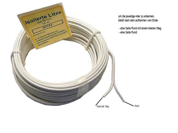 Verbindungskabel 2-adrig 24 V