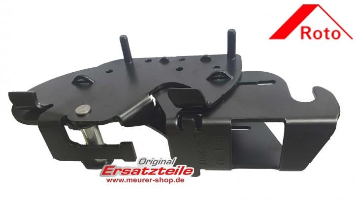 Klapp-Schwinglager Links für Roto R8x Kunststoff Dachfenster