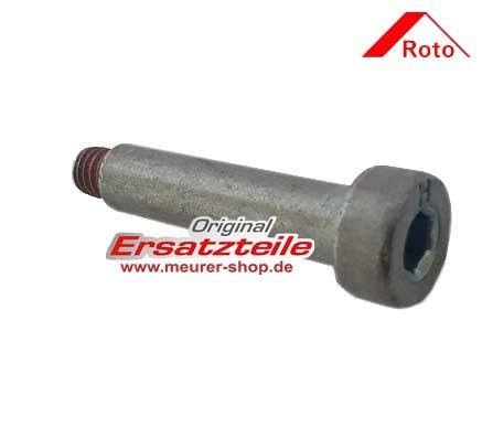 Klapplagerbolzen Links, Inbus-Schraube für Roto Designo R6/R8 Ausstellarm