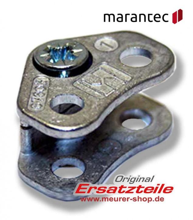 Schaltnocke Marantec Schiene mit Kette
