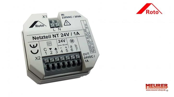 Roto Netzteil 24 V 1,0 A