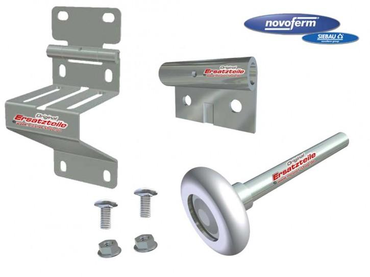 Universal Rollenbock-Set für Novoferm/Siebau Industrie Sektional Tore verzinkt