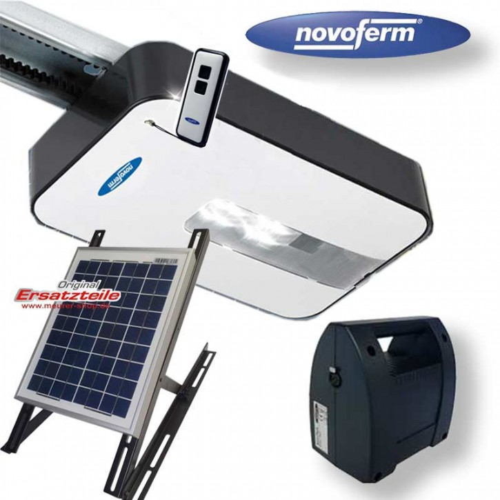 NovoMatic 423 Torantrieb Solar Version