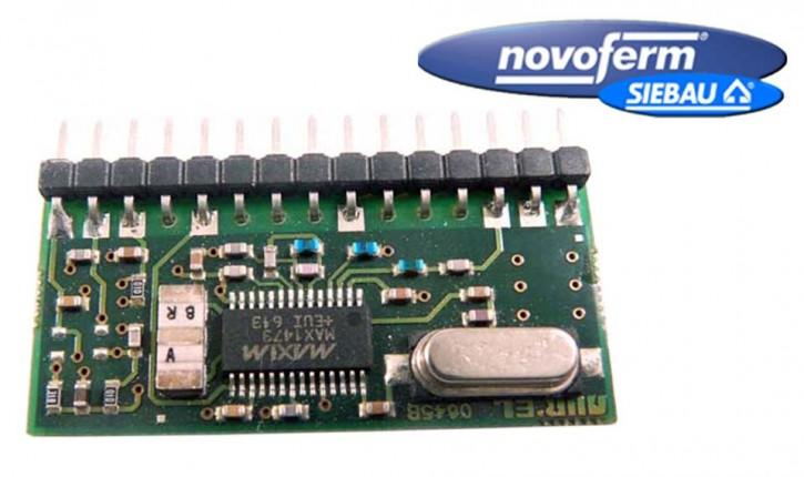 Funk-Empfangsplatine / Siebau ATS 24/ Novoferm NovoPort