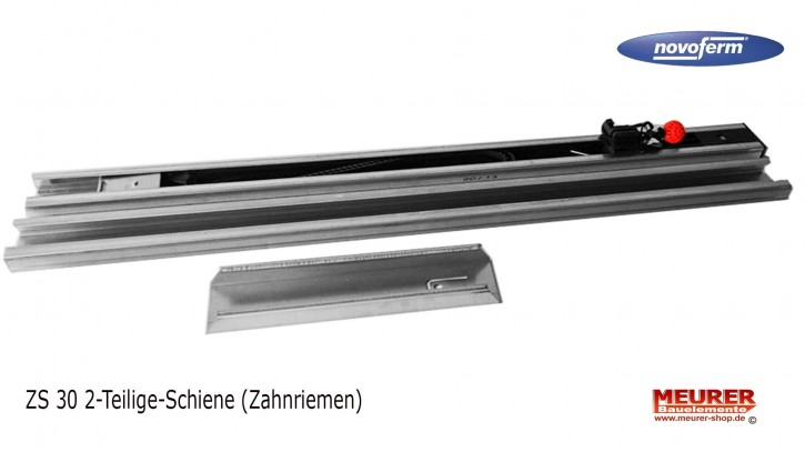 Schiene ZS 30 für Novoferm NovoMatic Garagentor Antrieb