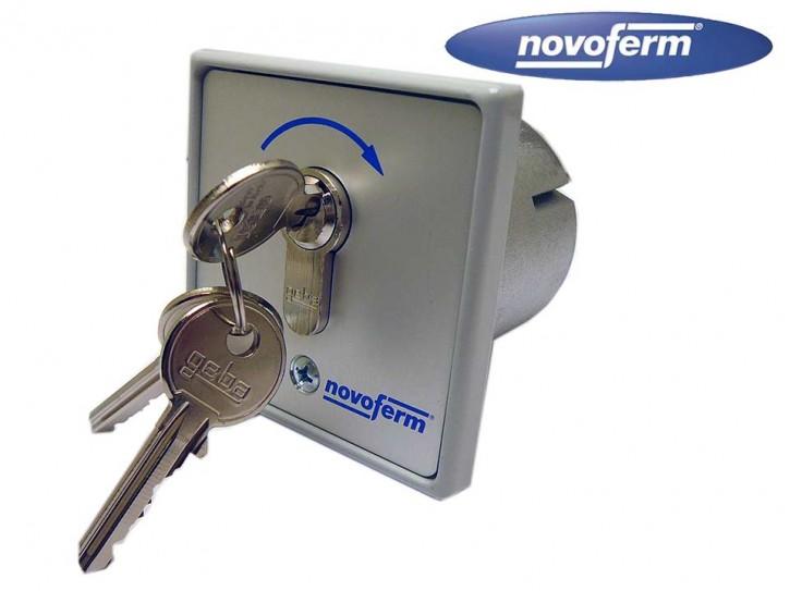 Schlüsseltaster 1-fach Signal 312 Unterputz