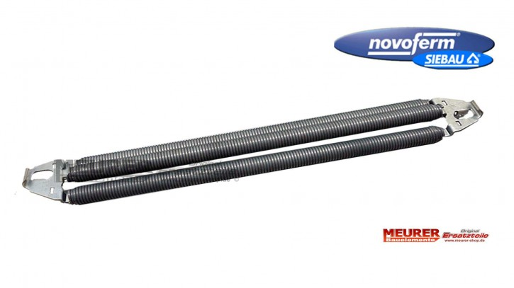 Nr. 054 Federpaket 3-Fach FPS Novoferm Siebau