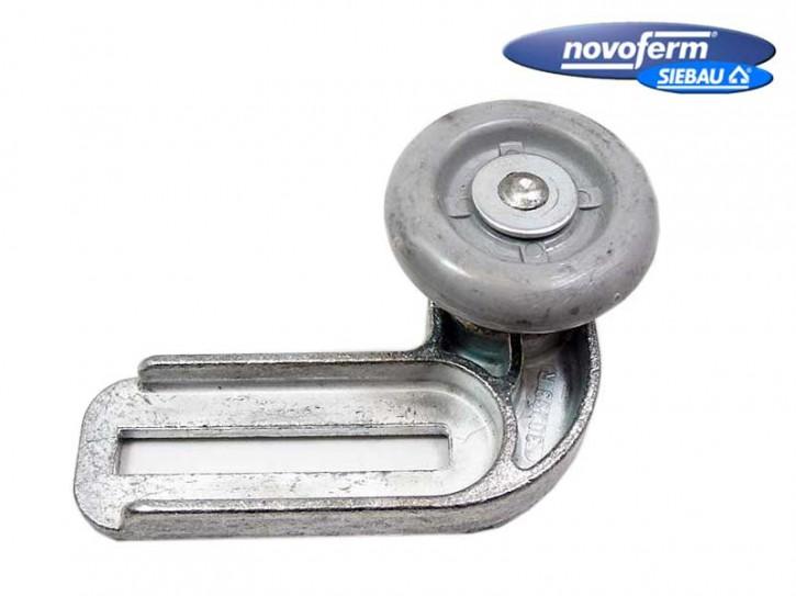 Obere Laufrollenhalterung rechts | Novoferm / Siebau
