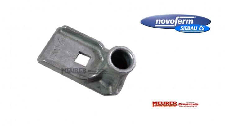 Laufrollenhalter Mitte und unten | Novoferm