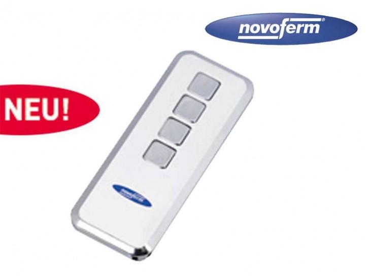 4-Kanal Novoferm Mini-Novotron 524 Design Handsender