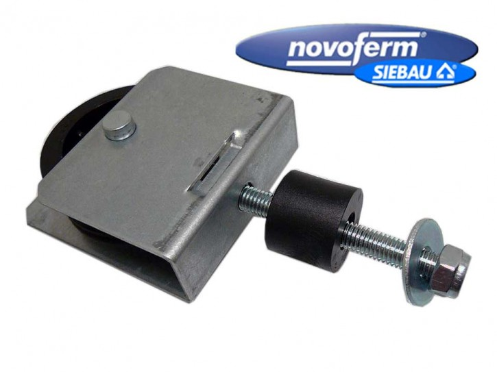 Umlenkrolle -(Konsole) für Rollenkette, NovoMatic 403/553/803 Novoferm Siebau
