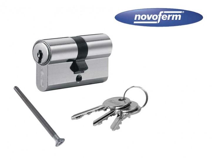 Novoferm Profil-Zylinder Nebentüre ISO 20