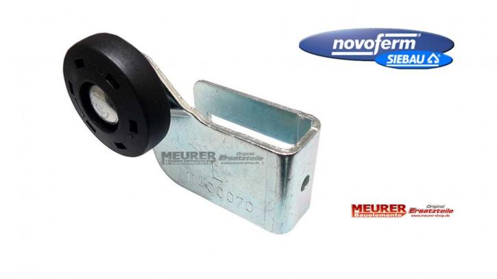 Laufrollenhalter oben links Novoferm / Siebau