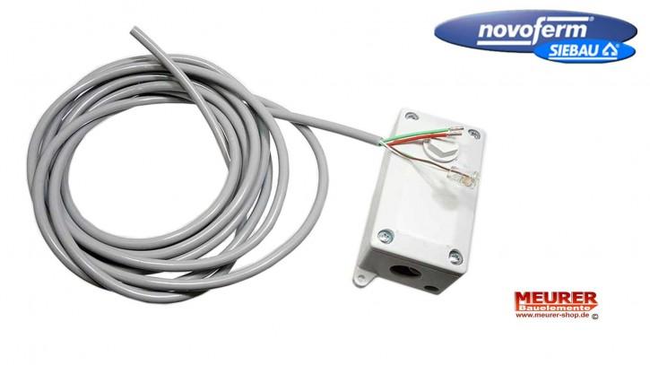 Verlängerungsset mit I-Geber Novoferm NovoPort II und III