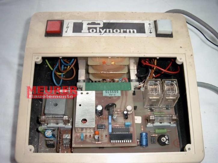 Steuerung alt für Polynorm Rolltor