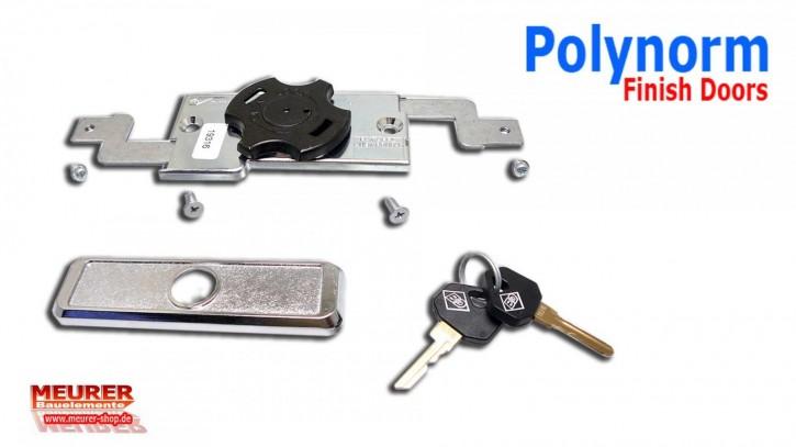 Schloß Original B&D Polynorm Finish-Doors Garagentor