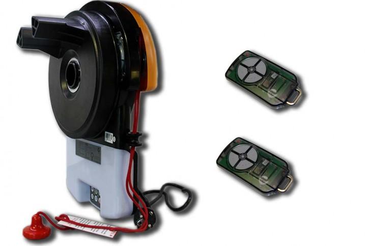 Garagentor Antrieb für Polynorm Rolltor