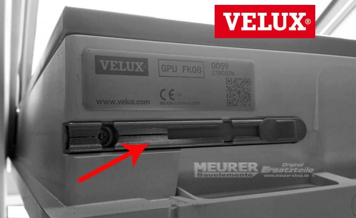 Putzriegel für Velux GPU / GPL ab Bj- 2013