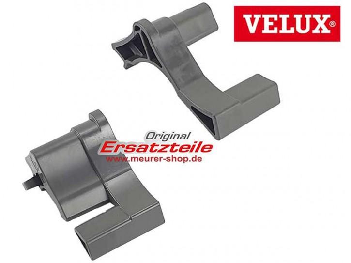 Einlauftrichter oben Links + Rechts für Velux Rollladen V22
