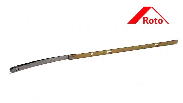 Ersatzstange mit Edelstahlzunge für Roto 410er Eckumlenkung