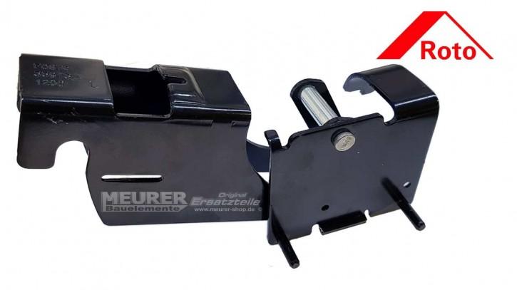 Klapp-Schwinglager Rechts oder Links für Roto 84x & R8x Dachfenster Holz oder Kunststoff