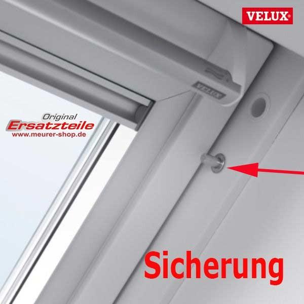Verschlusshülse, Kinder Sicherung, für VELUX Fenster