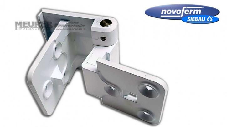 Siebau TTS Garagentor Türband Scharnier iso 45 Schlupftüre