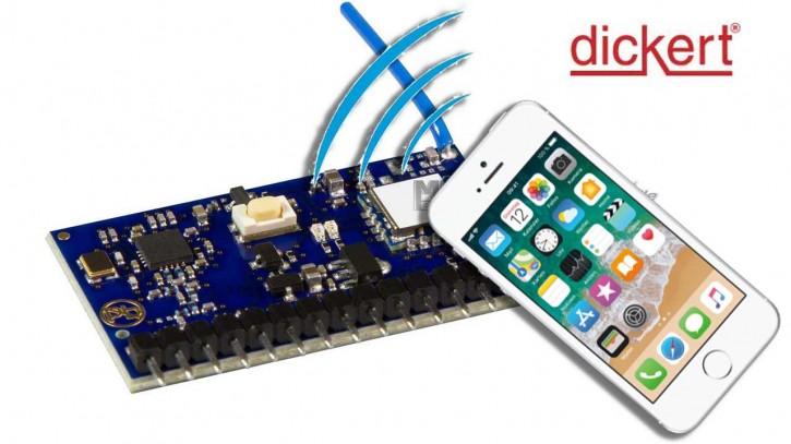 Dickert HQAM-Smart - Funk-Smartphone-Modul