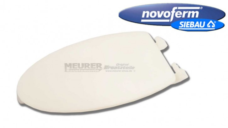 Ovale weiße Ersatz Taste Novoferm Novoport