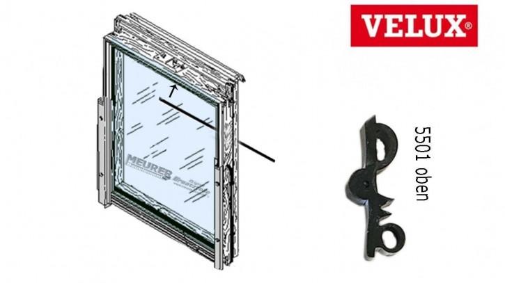 Velux Scheibenauflage Dichtung 5501 oben