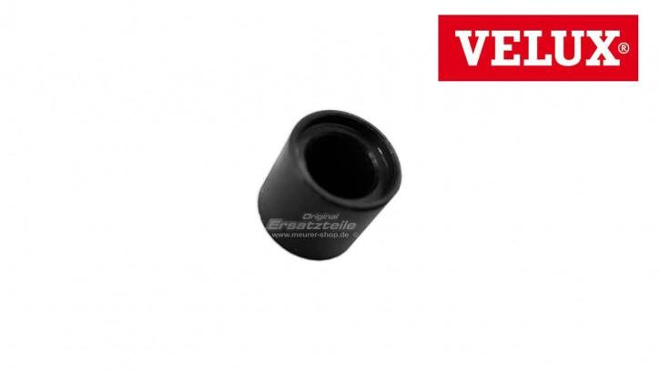 Scharnier Velux Kunststoff Röhrchen, Hülse schwarz