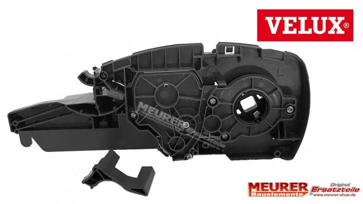 Rollladen Velux Endkappe Links Komplett V22